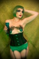 Green Fairy 2 by Aiko273