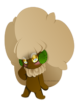 #547 - Whimsicott by Hot-Gothics