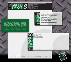 Greenspot Corporate Identity by remingtonbox