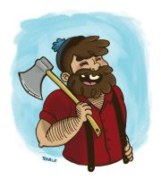 Lumberjack by TRAVALE