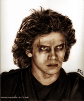 Anakin by Couiche