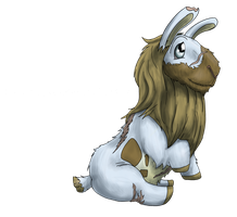 Neopets Project: Ulog Verder by A-Girl-Named-Chester