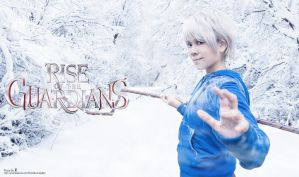 Jack Frost - The Rise of The Guardians (Zeau-Tsun) by Photo-By-L