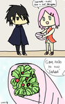 Salad Uchiha by talk-with-my-hand