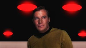 William Shatner Captain Kirk XIX by Dave-Daring