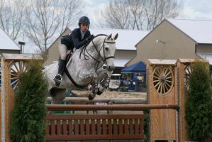 Equitation - 2 by Silver-Stock-Images