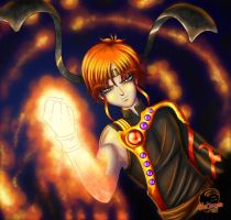 The Flame Oath. by Xiraus