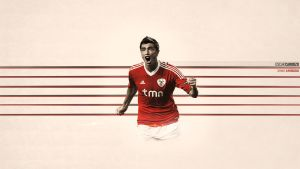 Oscar Cardozo Wallpaper by SemihAydogdu