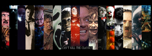 Horror Movie Facebook Banner by SuperFIFIBros
