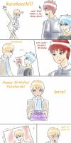 Happy B-day Kurokocchi! by SakuraYagami