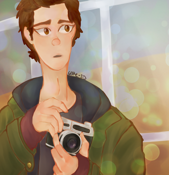 Andrew Garfield - Peter Parker by 69Re-ID