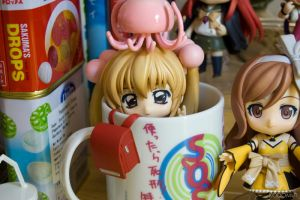 Rin in a cup again by Kodomut