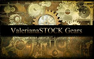 Photoshop Brushes Steampunk by ValerianaSTOCK