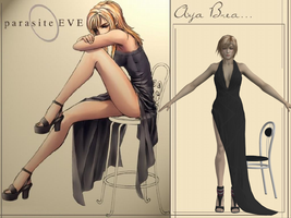 Aya Brea Dress mod (Parasite eve) by Saskeni