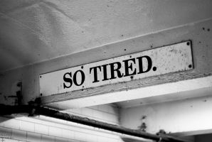 Tired by Pollito-is-Artzy