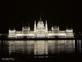 Parlament by SiDiusBexter