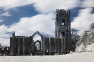 Fountains Abbey by PhilWinterbourne