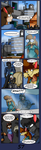 The Cat's 9 Lives! 3 Catnap and Outfoxed Pg57 by TheCiemgeCorner