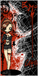 +::Emo Graffiti::+ by AphoticFlames