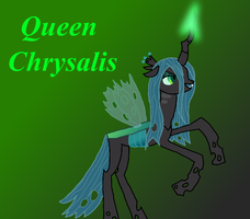 Queen of the Changelings by SaturnStar14