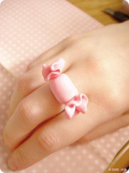 Ring - Candy Love .pink. by itrill