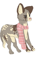 Canine adoptable [closed] by doomishadopts