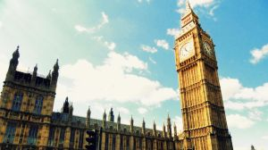 British Parliament by Renan21