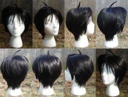 Roy Mustang Wig by invader-gir
