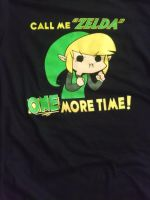 Epic Link Shirt by OodlezOfNoodlez