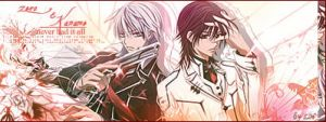 Kaname and Zero vampire sign by lady-alucard