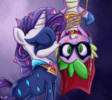 You're My Hero, At Least! by Daniel-SG