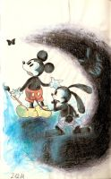 Mickey by Cherry148