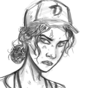 Clem by CONartist23