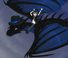 DragonHat contest entry(i think) by Yirina