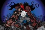 Tetsuo Colored by PsychoMunkee