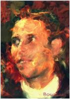 Bouazizi The street vendor by EhsanA