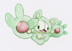 Reuniclus by FakeMakeT