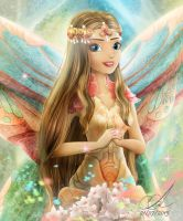 The Fairy Queen - Ever After High by Aayov