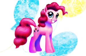 Pinkie pie by Solicitude7