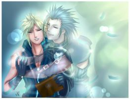 FF7: I never left :bonus: by DarkLitria