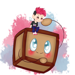 tiny markimoo by BOBOmato