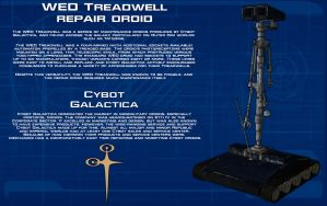 WED Treadwell Repair Droid tech readout [New] by unusualsuspex