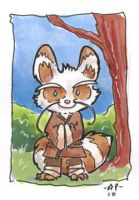 Chicagoland - Master Shifu by artyewok