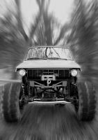 Offroading by sking243