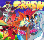 CRASH! by Strixic