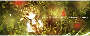 Just a Beautifull Forest Story by Jeanne26
