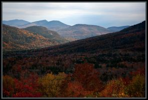 White Mountains NH by grimleyfiendish