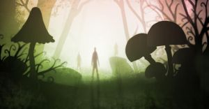 Magic Forest by Betelgeuze01