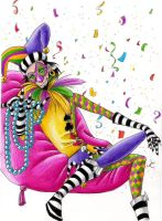 Da King of Mardi Gras by Mistress-D