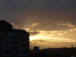 Rays Of God by alinthea